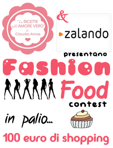 "Contest ""FASHION FOOD!"""