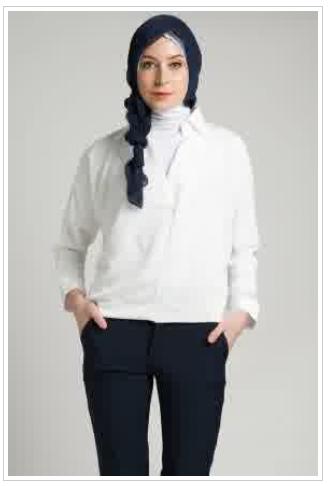 Contoh Foto Baju Muslim Modern Terbaru 2020 Koleksi