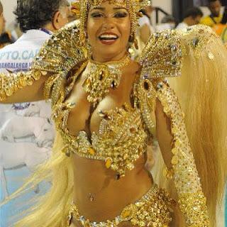 Fat Tuesday hot Instagram girl Carnival Rio de Janeiro Brazil Samba dance HD HQ foto