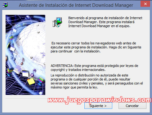 Internet Download Manager 6.25 BUILD 14 Multilenguaje ESPAÑOL