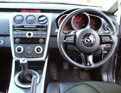 Harga Mobil Mazda CX7