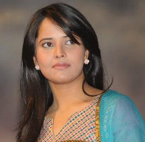 Anasuya TV Anchor South India