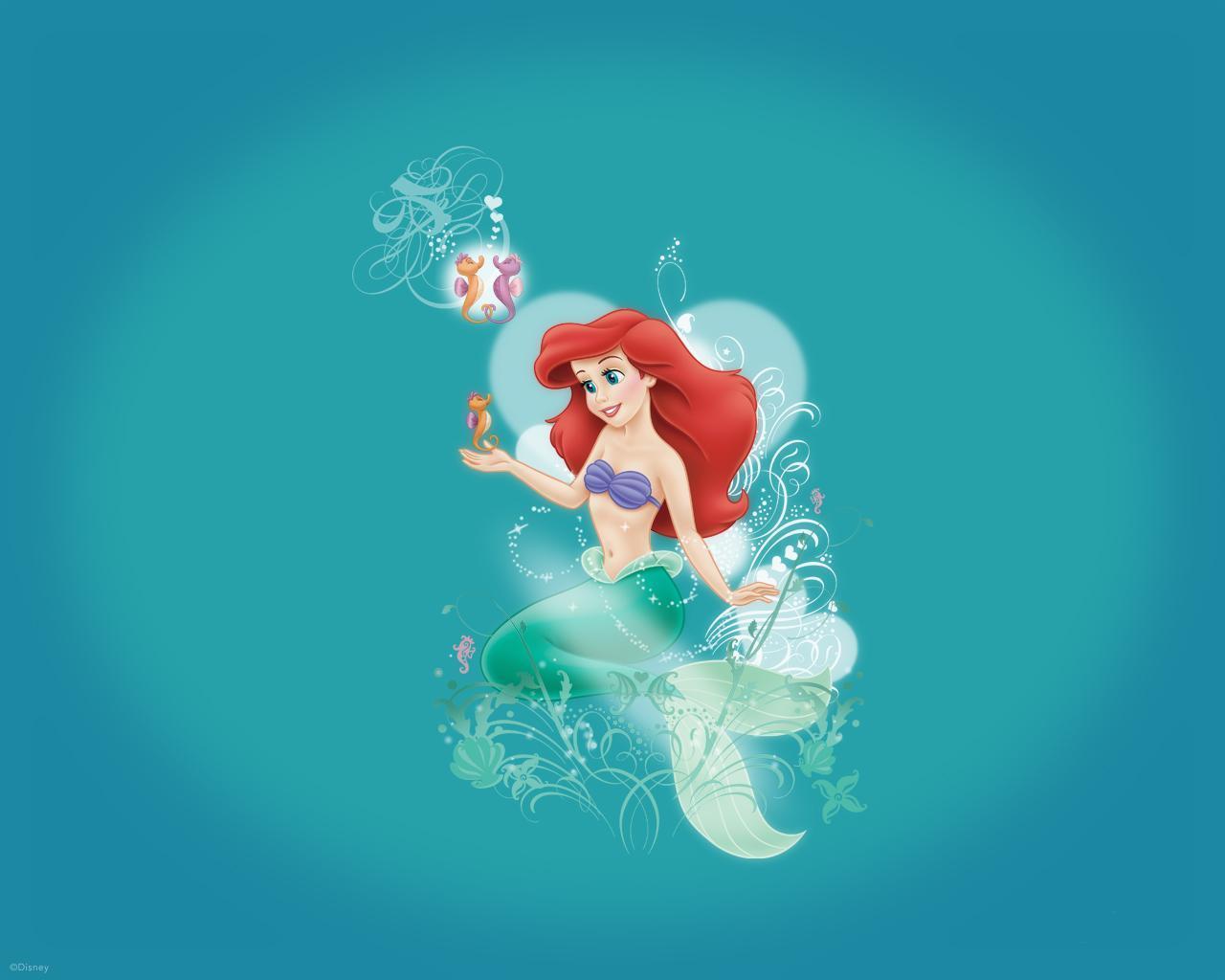 ariel becomes a sea - photo #15