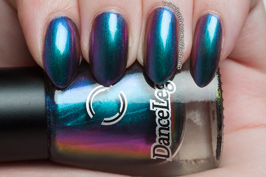 Nail polish Swatch of Dance Legend 096 Sulley