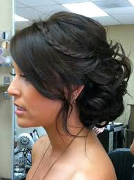 romantic up to hair shape