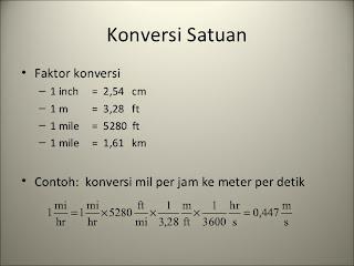 1 feet berapa meter
