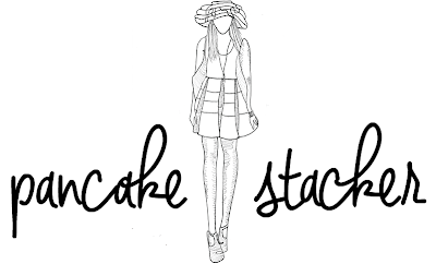 pancakeSTACKER: a san francisco food and fashion blog by chandamheer stacker