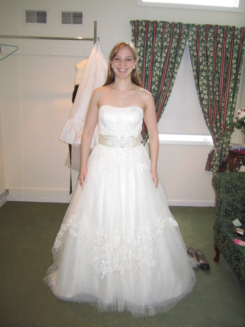 rent a wedding dress ny tyler living