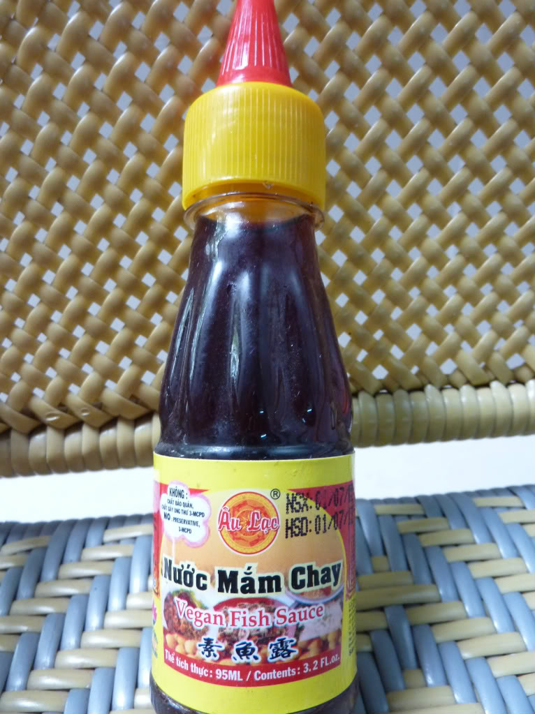 Ph n m chay mo n n chay ngon for Vegan fish sauce substitute