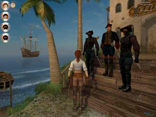 Age of Pirates: Caribbean Tales System Requirements   pc-android games system requirements