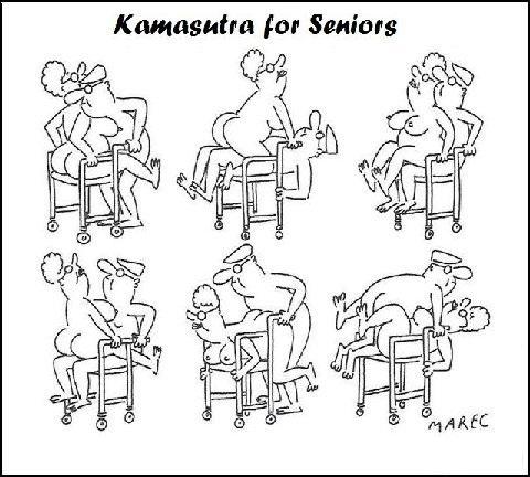 Kamasutra for Seniors