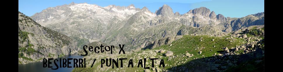 SECTOR X - BESIBERRI / PUNTA ALTA