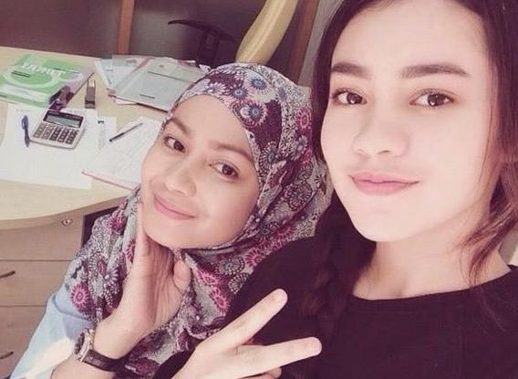 Kerana berwajah cantik, anak saudara Siti Nurhaliza terpaksa tukar akaun instagram ke mod peribadi