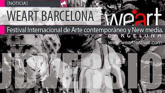 Festival de Arte contemporáneo y New media de Barcelona.