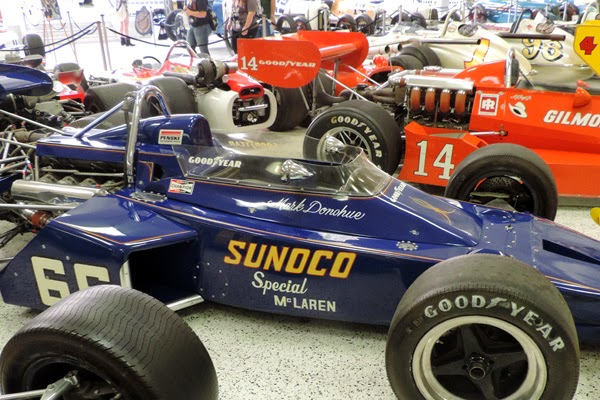 The Indianapolis Motor Speedway Hall of Fame Museum, located five miles northwest of downtown Indianapolis on the grounds of the famous Indianapolis Motor Speedway, is recognized as one of the most highly visible museums in the world devoted to automobiles and auto racing. #crownheroes #jww400 #reignon #nascar