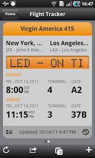 mobile apps for business traveller