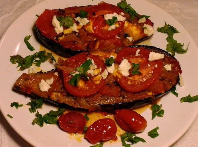 Παπουτσάκια στα μέτρα μας! Ελληνική Κουζίνα Συνταγές Φαγητό