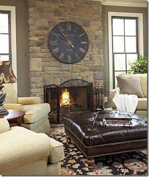 Rel gio - Relojes grandes de pared vintage ...