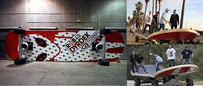 Inilah Skateboard Terbesar di Dunia Sepanjang 11 Meter