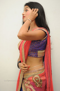 Bhavya Sri  Pictures in half saree 013.jpg