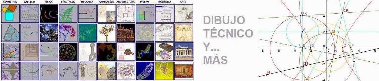 DIBUJO TÉCNICO Y... MÁS