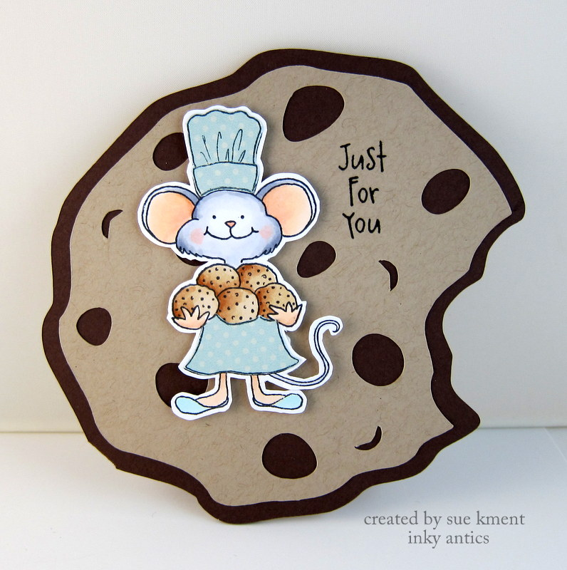 sue u0026 39 s stamping stuff  millie mouse inky antics