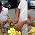 LOOK: Vendor peels a pineapple in less than a minute, using his extraordinary technique