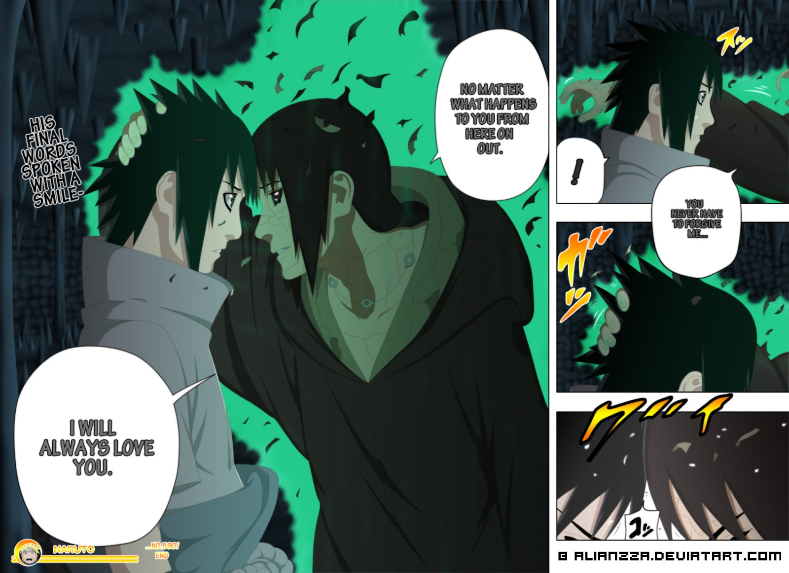 Naruto - Chapter 593 - Pic 21