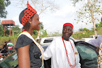 DR DOZIE IKEDIFE  ADVISEING THE ADANDIIGBO 2011