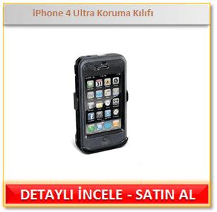 iPhone 4 Ultra Koruma Kılıfı