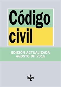 Los más Vendidos: Número 11. Código Civil 2015.
