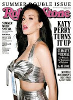 katy perry cone bra magazine cover
