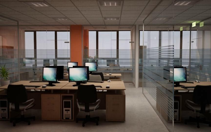 Офис 3D - 8