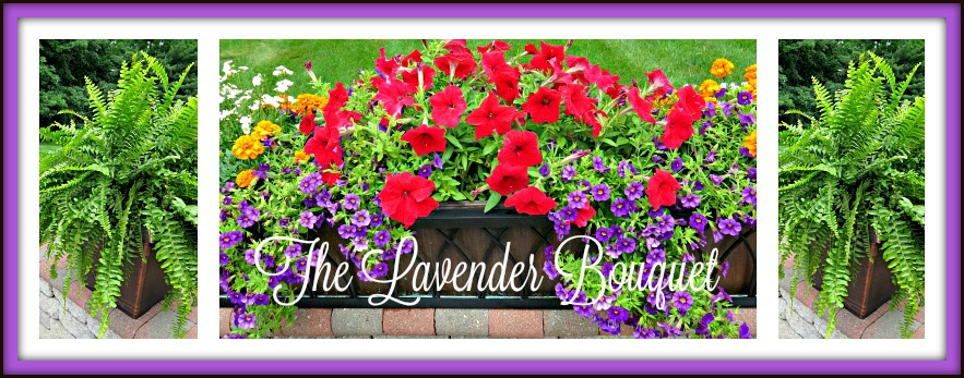 The Lavender Bouquet