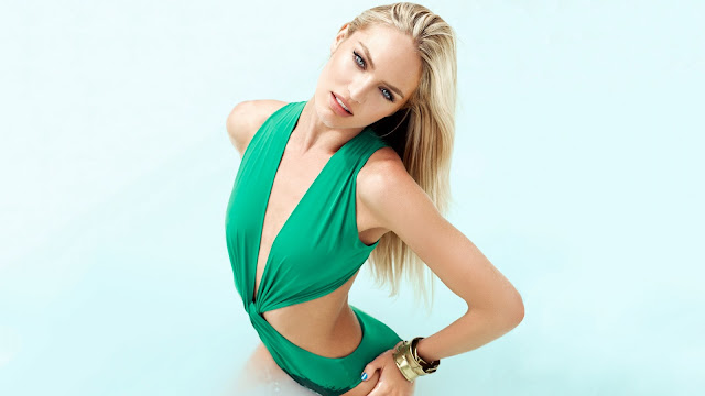 Candice Swanepoel Fashion HD Wallpaper