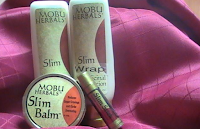 MOBU Herbals, 100% natural, Slim Wrap, organic