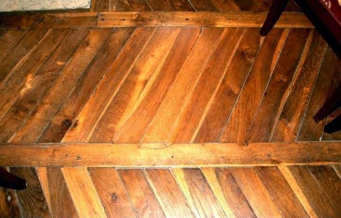 Diseño de interiores: pisos de madera para diseño de interiores