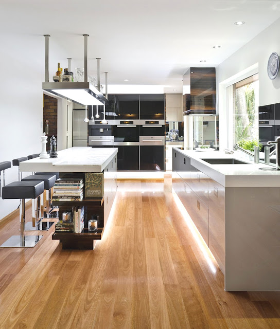 Contemporary Interior Design Kitchen Australia