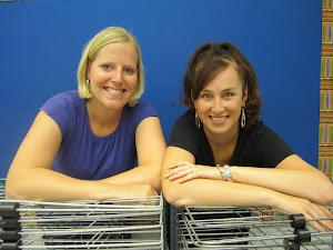 Mrs. Worden & Mrs. Teitsma