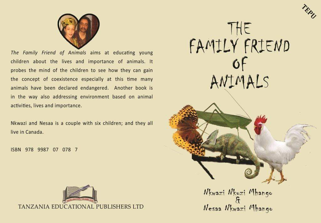 The Family Friend of Animals