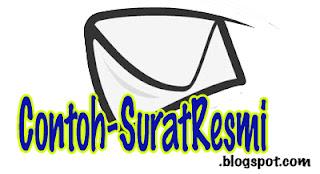 Contoh Surat Resmi Permohonan Bantuan Dana