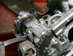Cara Menyetel Klep Satria F 150