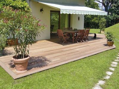 rev tement de terrasse bois naturel ou composite. Black Bedroom Furniture Sets. Home Design Ideas