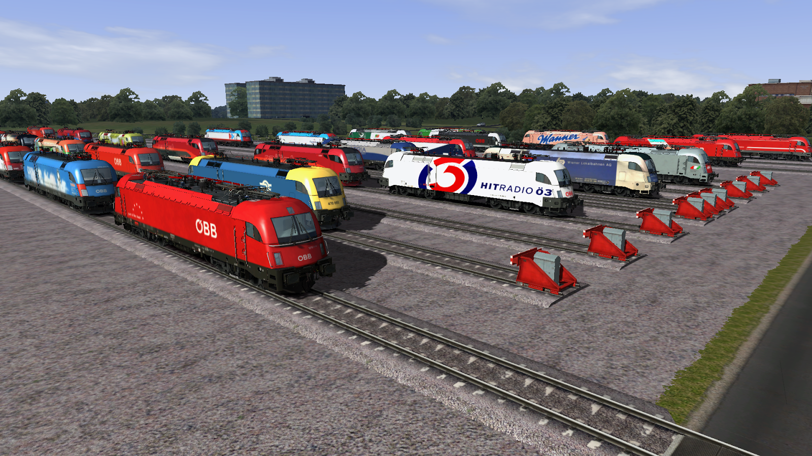 Taurus for Train simulator 2014/2015/2016/2017 Railworks
