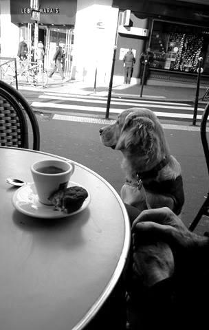 Petit café parisien...