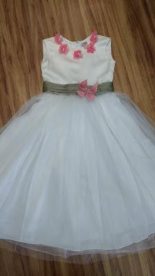 Vestidos para daminhas