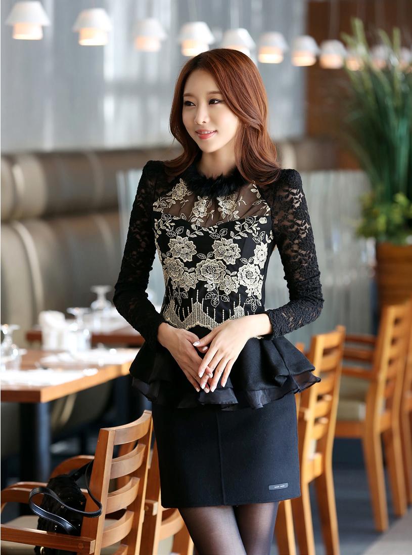 moda coreana 25 modelos de blusas para chicas   parte 2