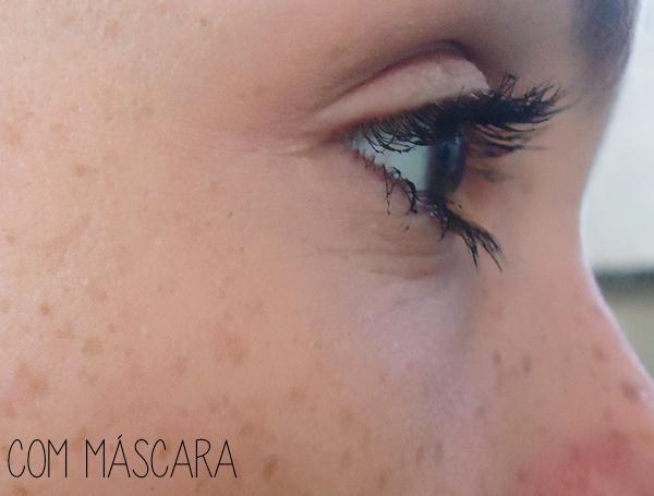 Resenha: Máscara para cílios Extra Volume - Max Love