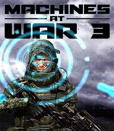 غلاف لعبة الحرب Machines at War 3