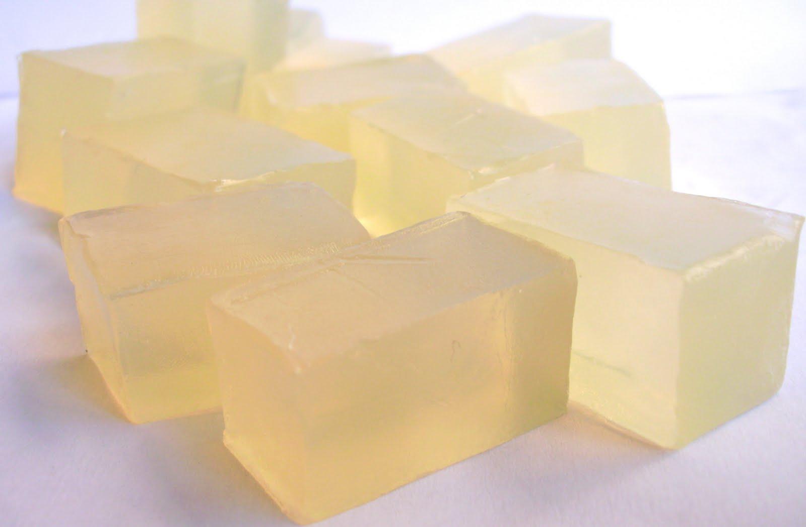 Manualizando jabones de glicerina resolviendo dudas - Jabon de glicerina casero ...